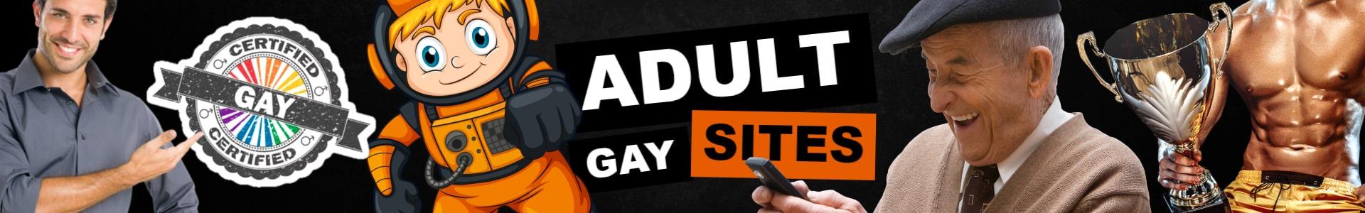 Adult Gay Sites